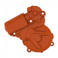 IGNITION COVER PROTECTOR KTM/HUSKY EXC250/300 11-16, FREERIDE 250R 15-17, TE250/300 15-16 ORANGE